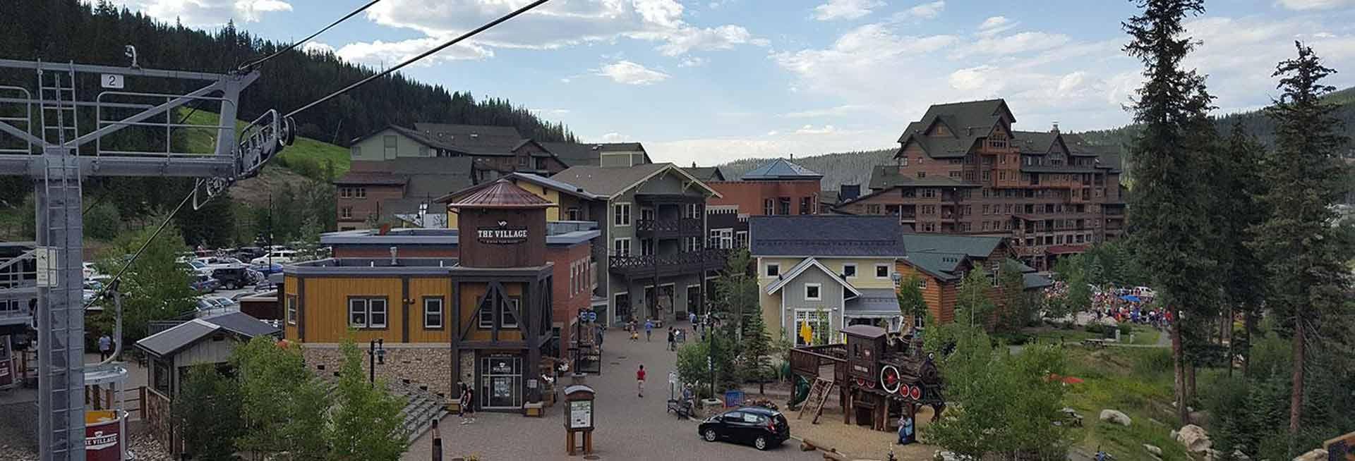 Winter Park village.